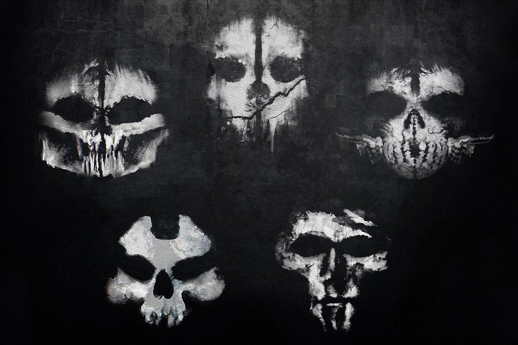 Call Of Duty Ghosts Logan David Walker Hesh Ross Keegan Alex