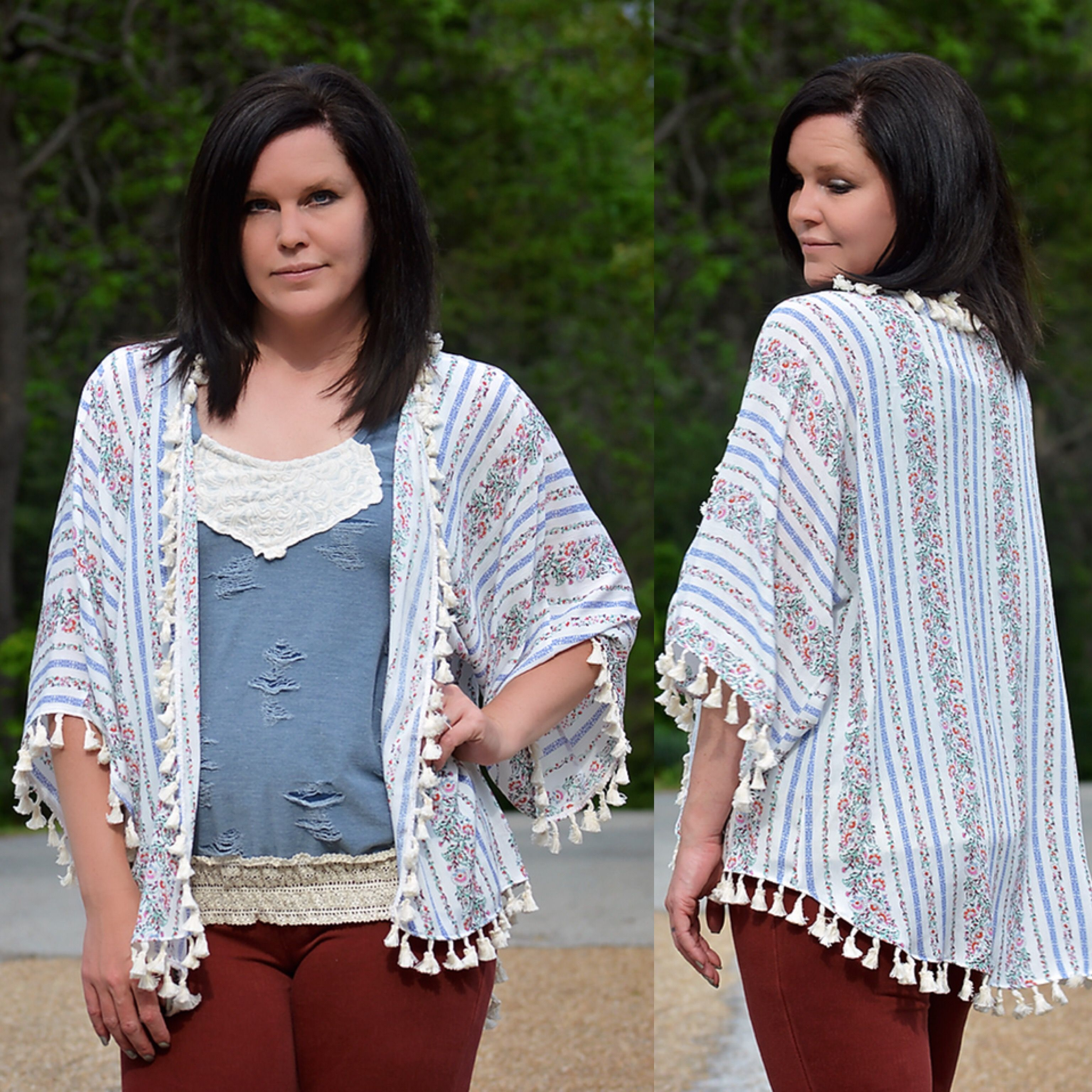 Summer Cover Up Summer Kimono Patterns For Pirates Boho Look