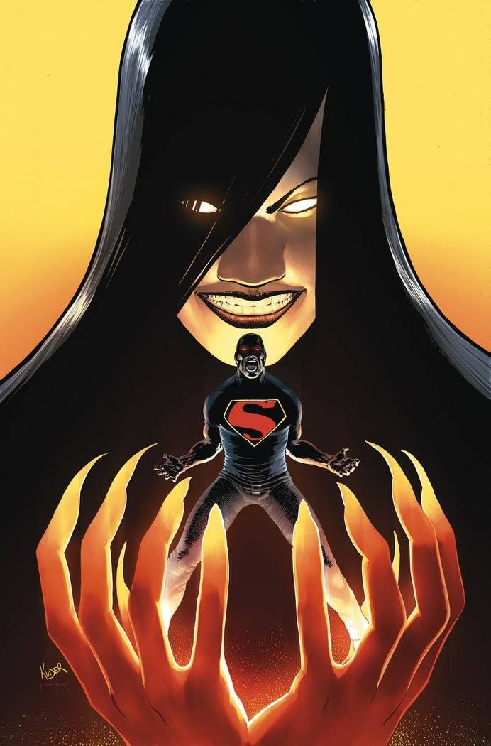 Action Comics #47 by Aaron Kuder *