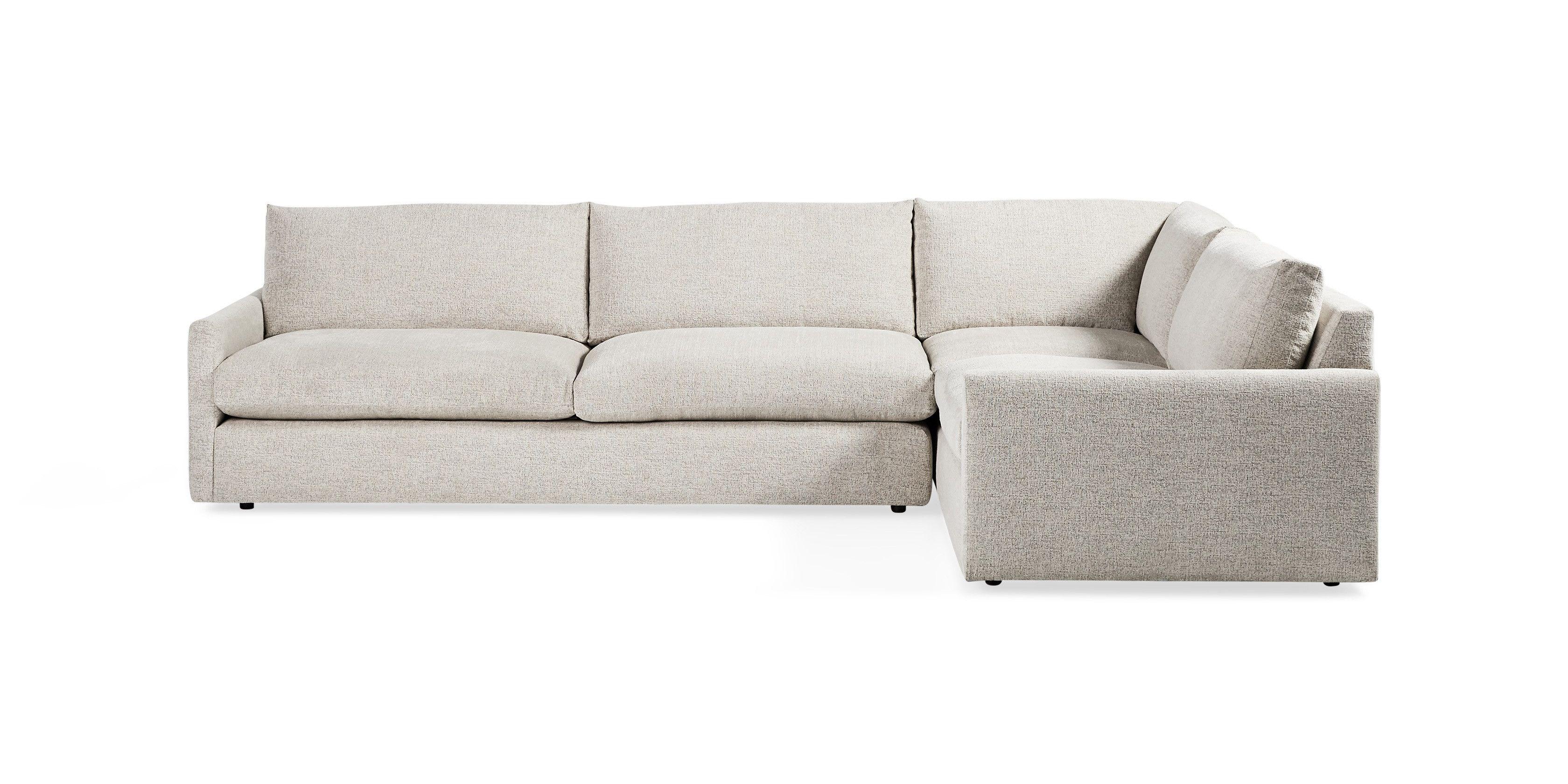 Magnificent Kipton Two Piece Sectional Arhaus Furniture In 2019 Customarchery Wood Chair Design Ideas Customarcherynet