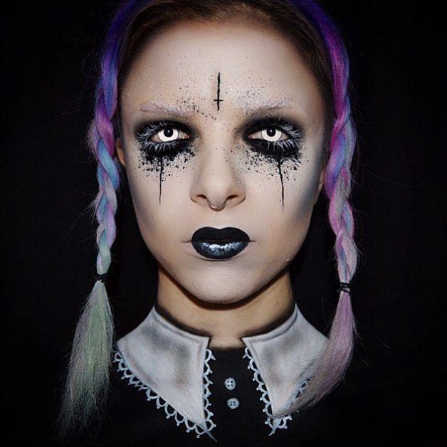 Pin de Edna Raven en Horror Makeup Pinterest