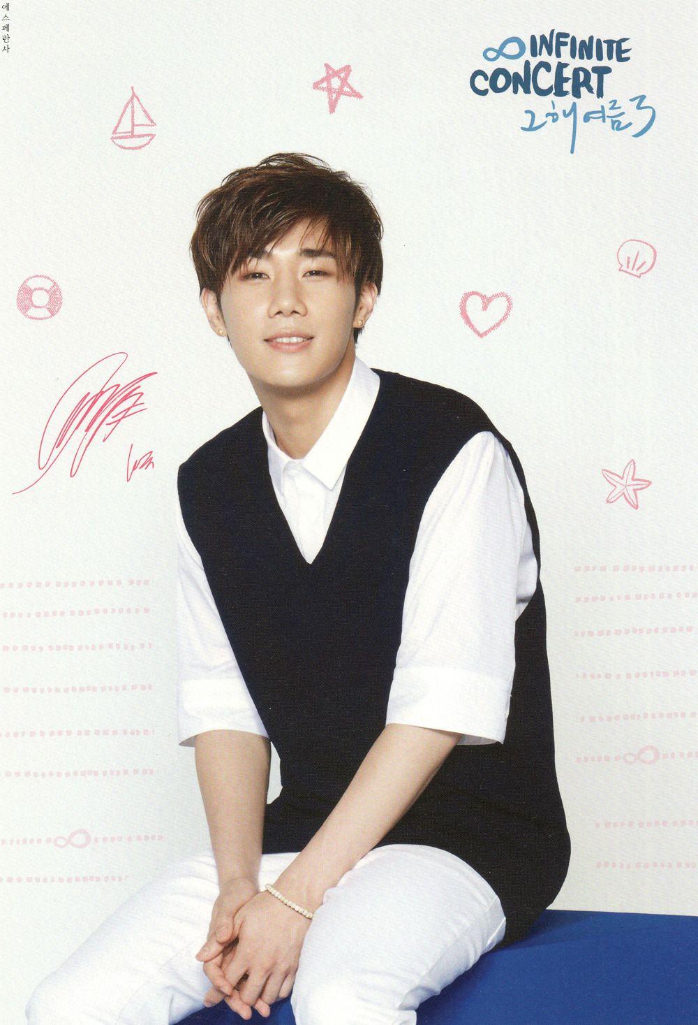 #Sunggyu - That Summer Concert 3 Official Goods