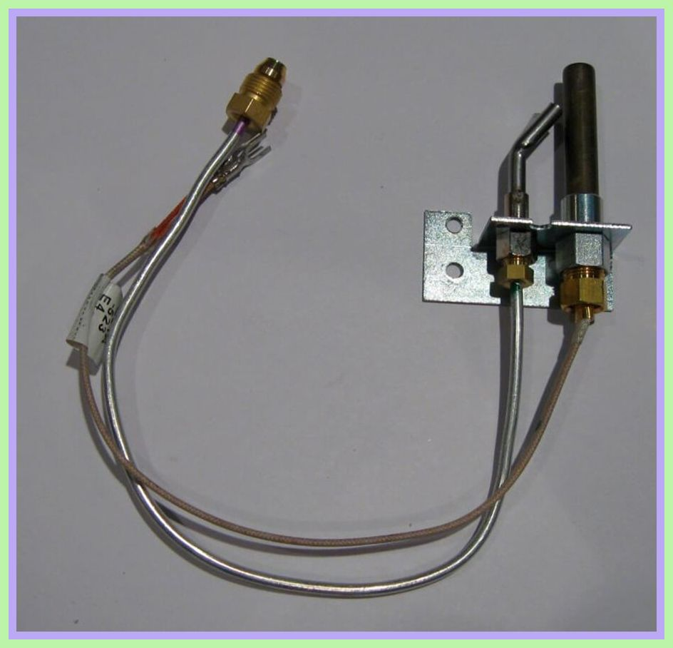 89 Reference Of Pilot Light Thermocouple Replacement Home Depot Gas Fireplace Cool House Designs