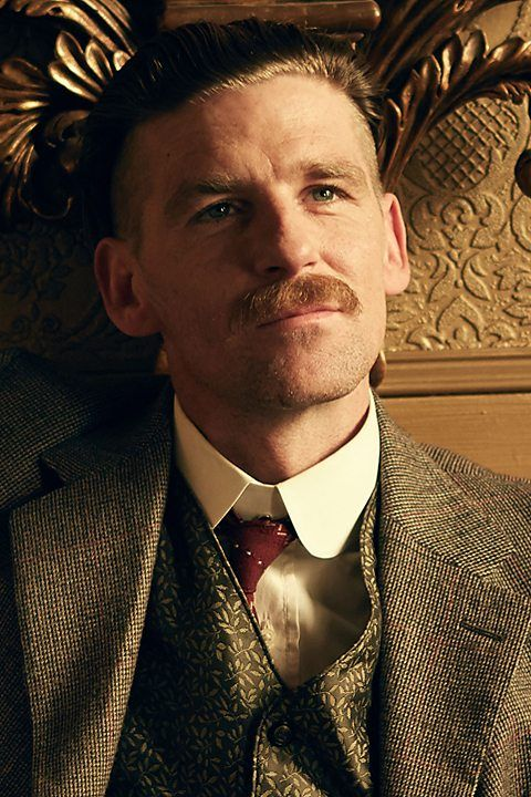 BBC Two , Peaky Blinders , Arthur Shelby (Paul Anderson) in