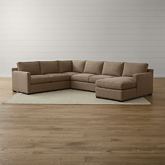 Enjoyable Davis 4 Piece Sectional Sofa Best Seat In The House Gmtry Best Dining Table And Chair Ideas Images Gmtryco