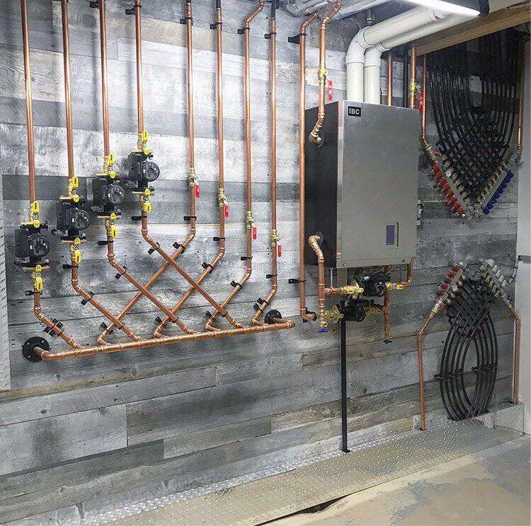 Tvitter Mechanical Room Plumbing Diy Plumbing