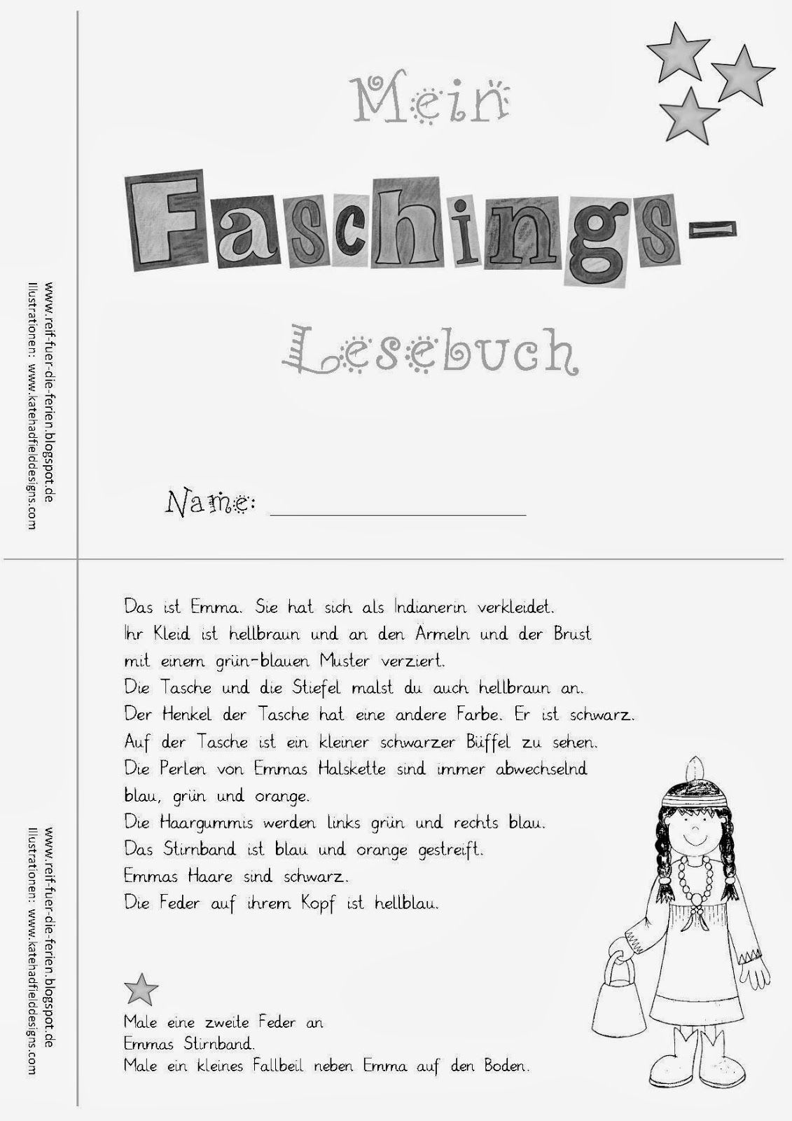 Tolle Seite für Grundschulmaterialien! Danke schön! | Deutsch ...