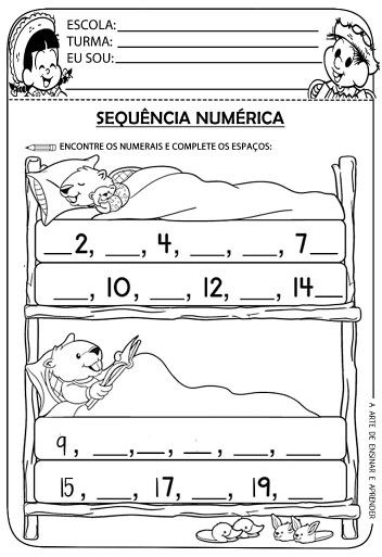 Sequencia numerica