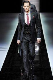 reputable site 99dcc 15506 Giorgio-Armani-abito-uomo | ARMANI | Moda, Abiti uomo e Moda ...