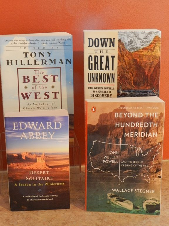 Books about the Desert and the Mighty Colorado River
