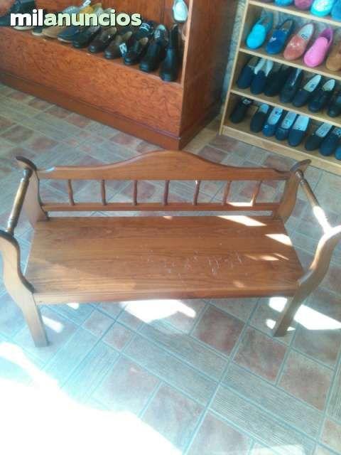 MIL ANUNCIOS.COM - Banco madera. Muebles banco madera en Castilla La ...