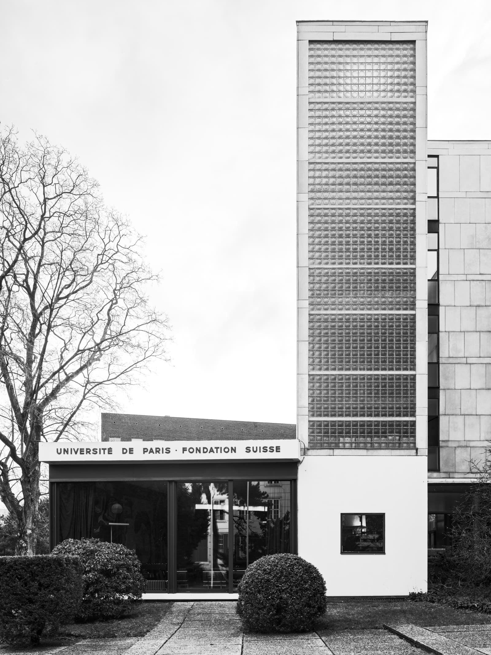 Le Corbusier, Davide Galli · Swiss Pavilion | building | Pinterest