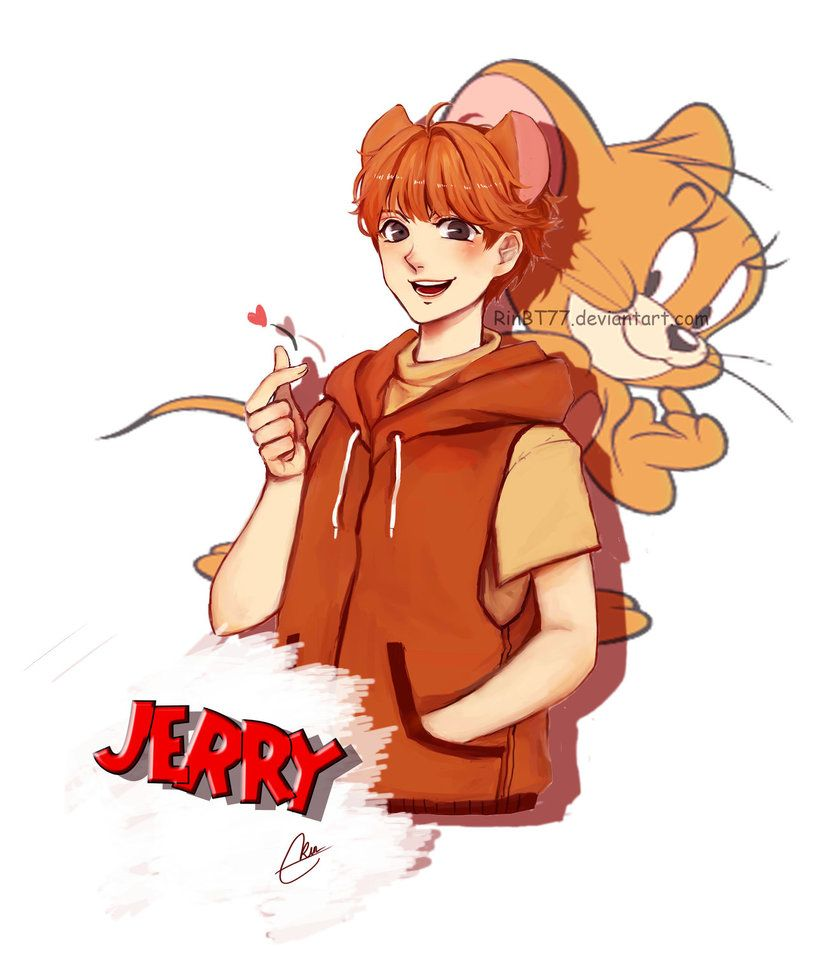 Jerry by RinBT77