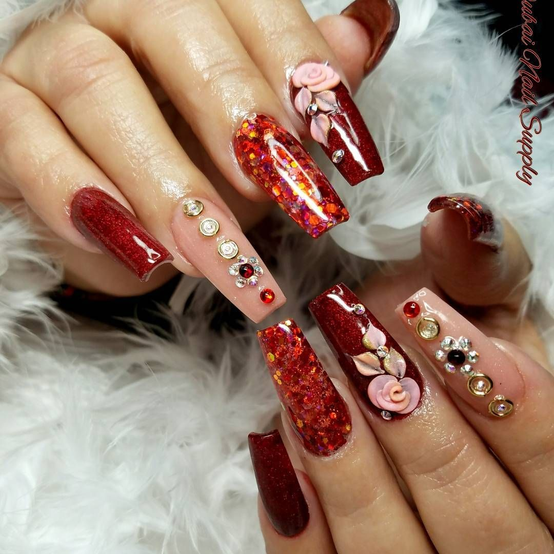 Pin de Esi Aidoo en nails | Pinterest