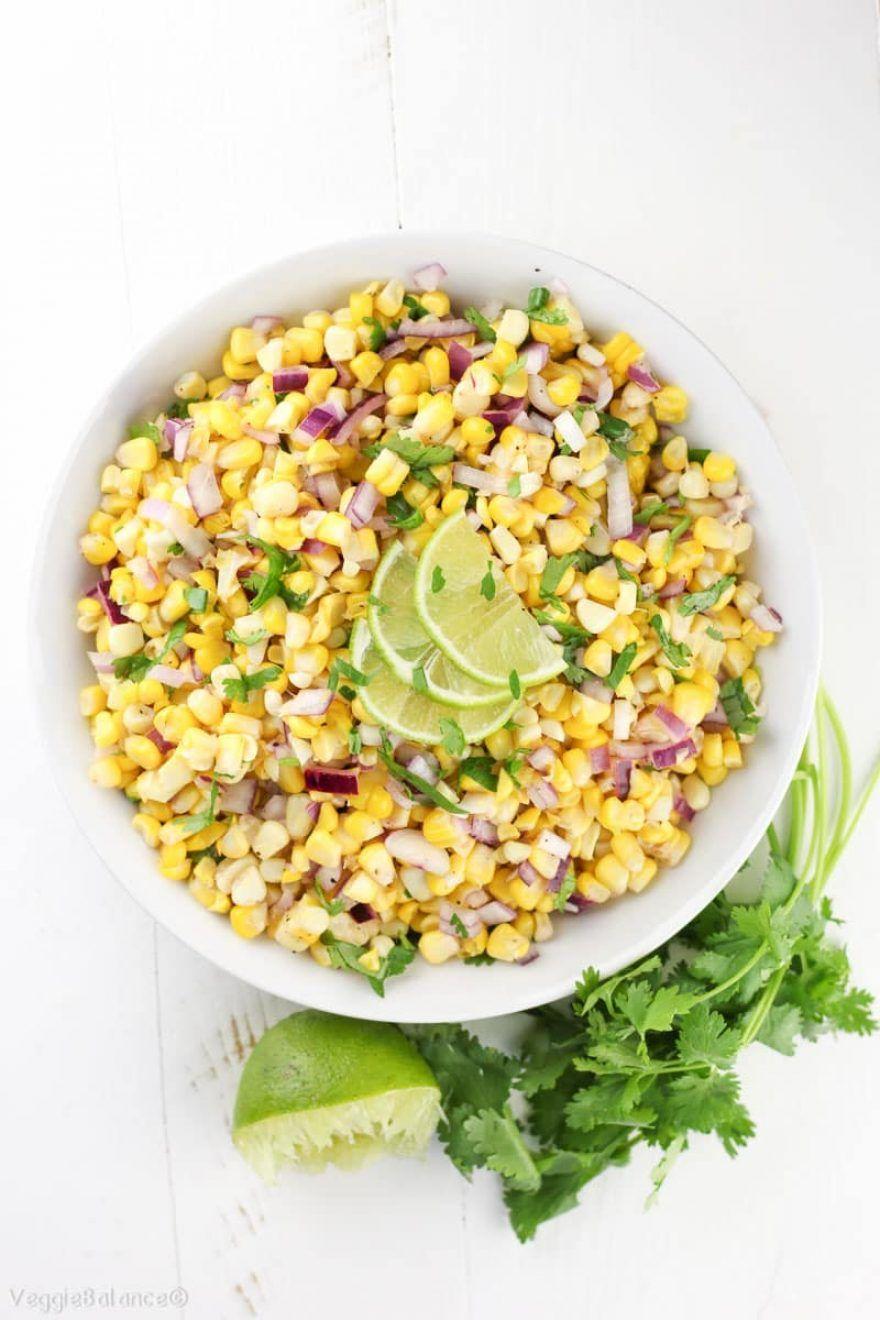 Summer Corn Salad Recipe Gluten Free Recipes Easy Recipes By