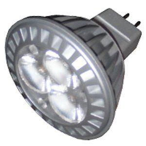 Halco 80000 Mr16 3ww Fl Led2 Flood Led Light Bulb By Halco 16 79 3 Watt 12 Volt Mr16 Bi Pin Gu5 3 Base 3 Led Light Bulb Sound Stage Musical Instruments