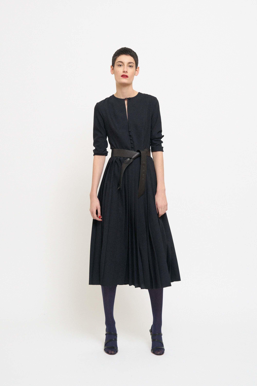 Martin Grant Pre-Fall 2018 Fashion Show Collection