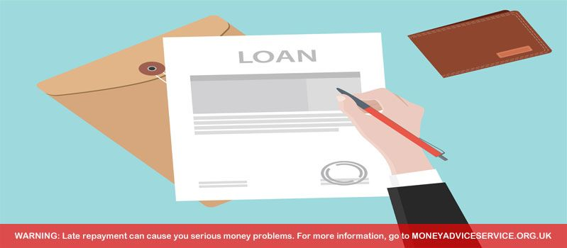 It is not challenging anymore to find loans without