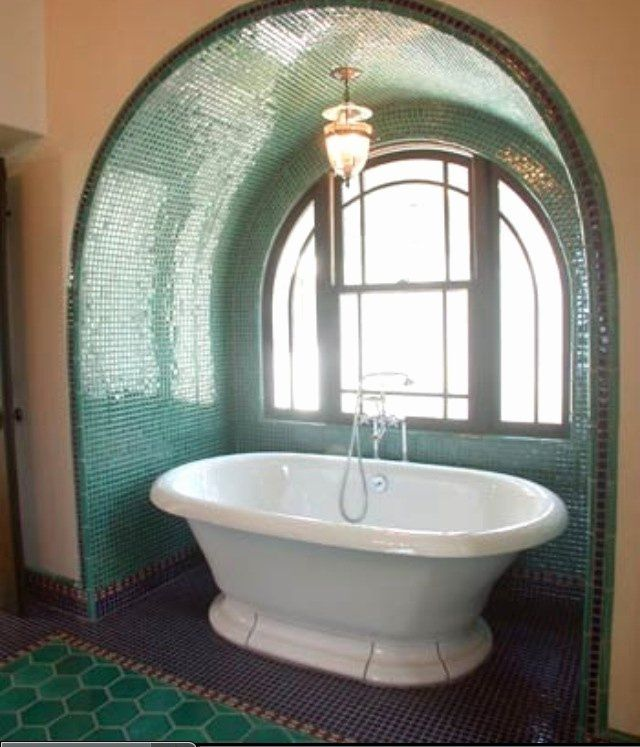 Green Bathroom Decorating Ideas Best Of 71 Cool Green Bathroom Design Ideas #cornerbathtub