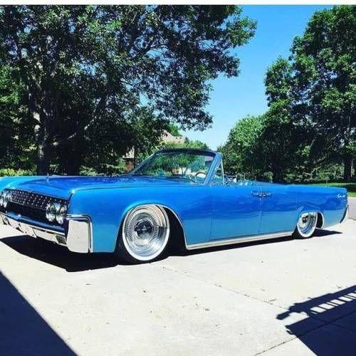 1969 Lincoln Continentals