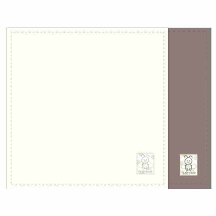 Perlimpinpin Bamboo Knitted Blanket CHOCOLATE - Availability: in stock - Price: £42.00