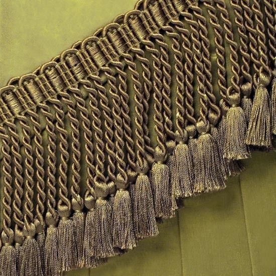 6 bullion fringe with tassels m j
