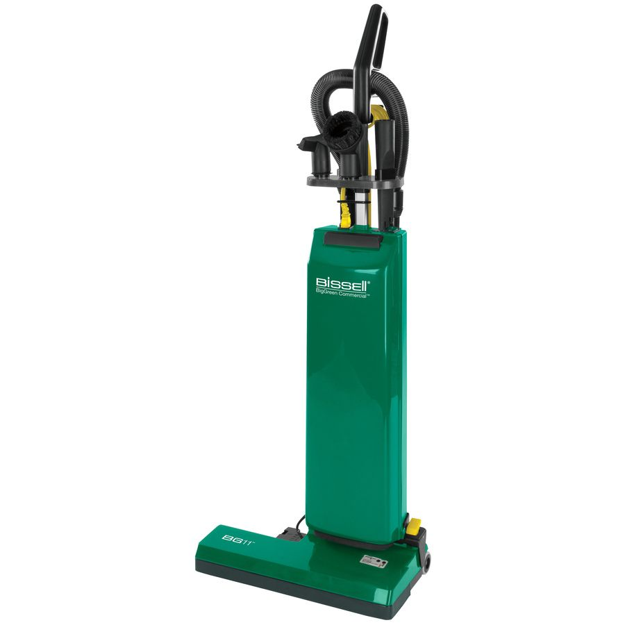 Bissell Commercial Big Green Commercial Heavy Duty Upright Vacuum