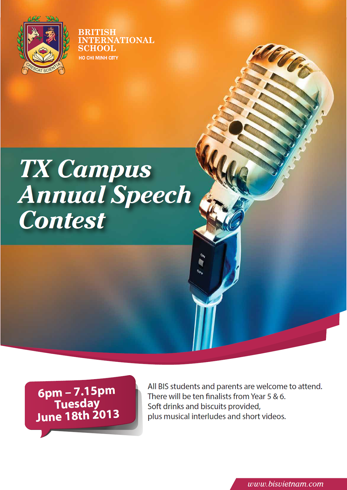 Nice Speech Contest Flyer Design Toastmasters Flyer