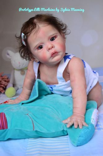 Details About 24 Inch 61cm Lovely Reborn Baby Girl Doll Reborn