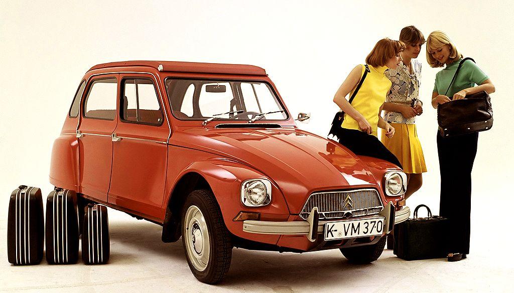 CITROEN Dyane 6, 1972 (my very first car!) | Car Specs | Octane ...