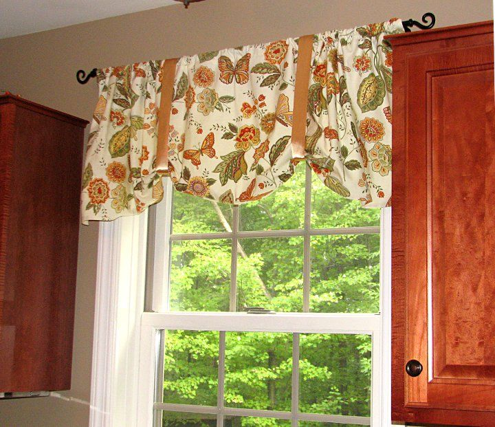 Living Rich On Lessliving Rich On Less: How To Make One-hour Napkin Curtains