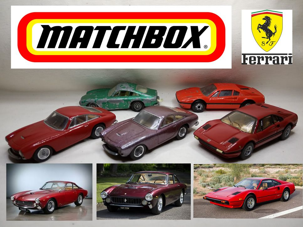 Matchbox Ferrari Collection Matchbox Cars Matchbox Cute Baby Animals