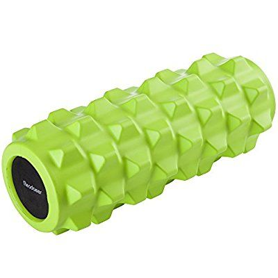 readaeer exercise therapy yoga foam roller with trigger