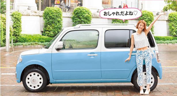 Daihatsu Mira Cocoa ダイハツ ダイハツ ココア ココア