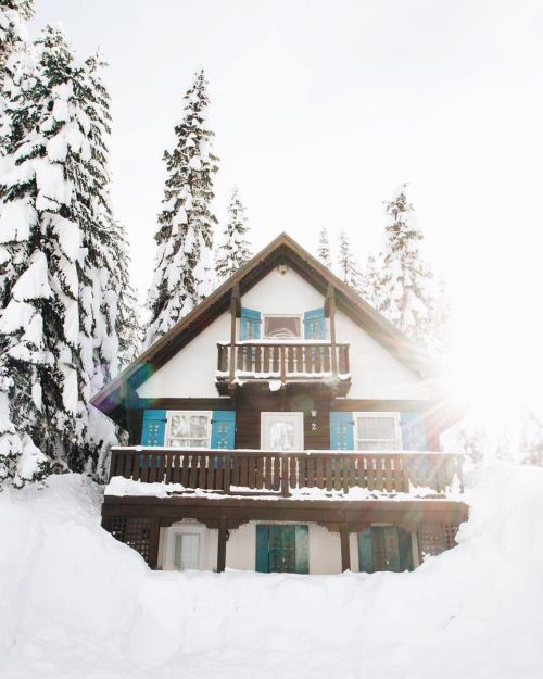 Affinity At Winter Park Home: Snoqualmie Pass (With Images)
