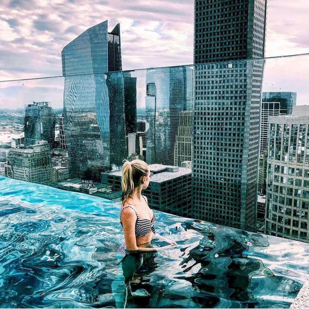Market Square Tower Houston Tx Instagram Photo By Houstoncity