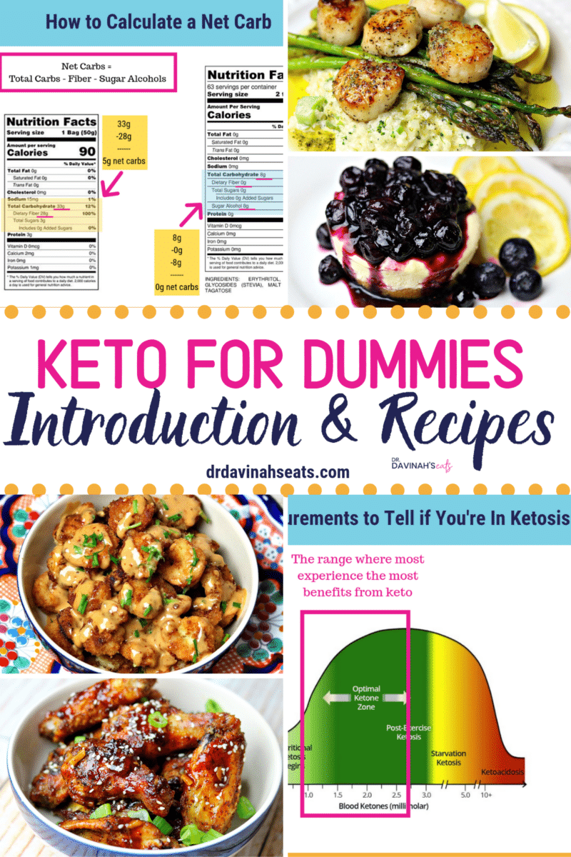 Keto Guide for Dummies: A Introduction to Keto