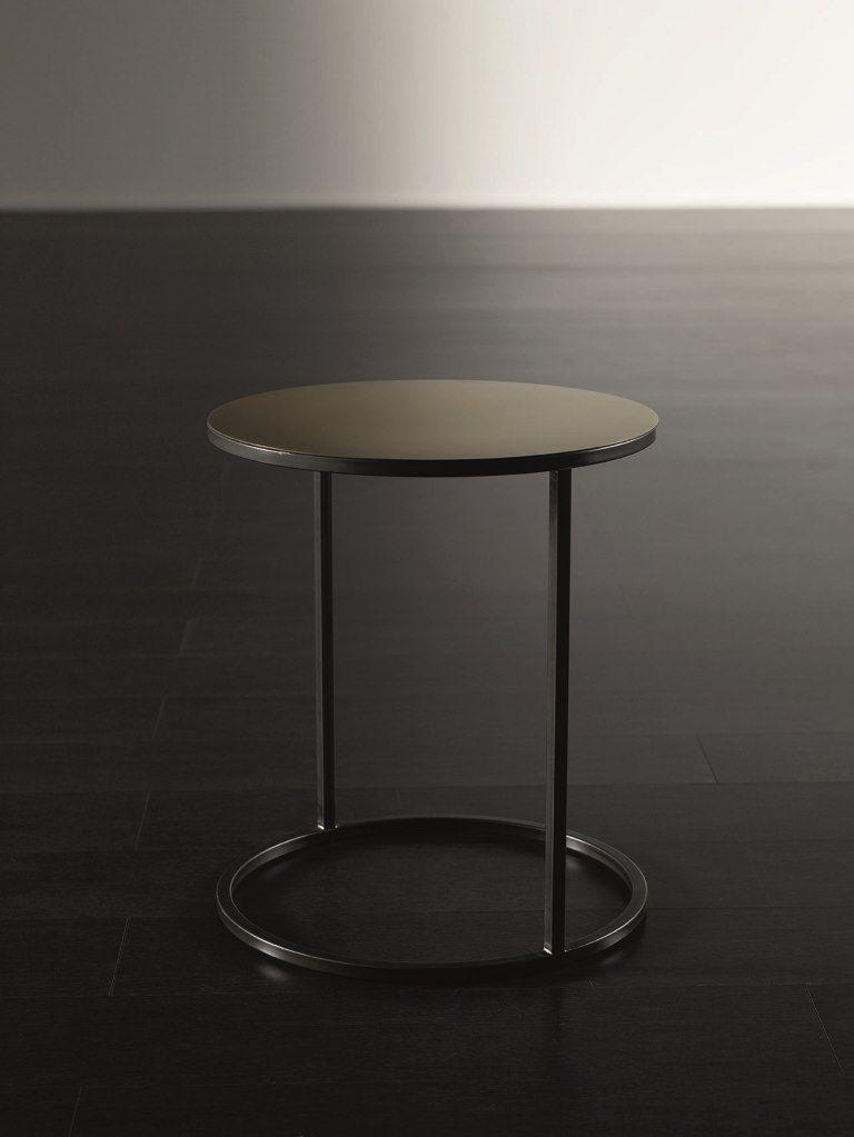 Meridiani peck tavolino ottone slaapkamer pinterest slaapkamer - Tafel nachtkastje balances ...
