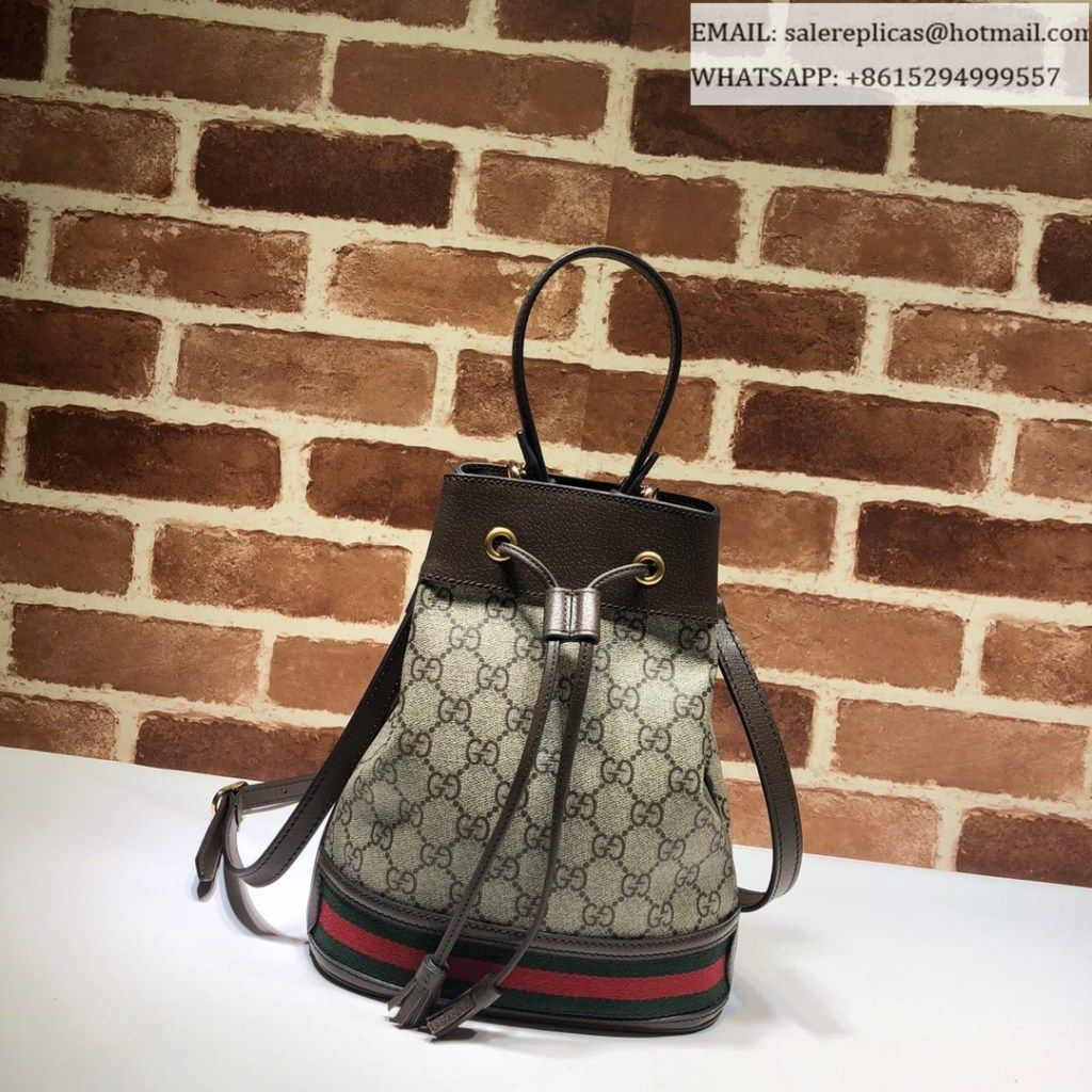 1bb9bf4a87f426 Gucci Ophidia small GG bucket bag 550621 | Luxury Handbags in 2019 ...