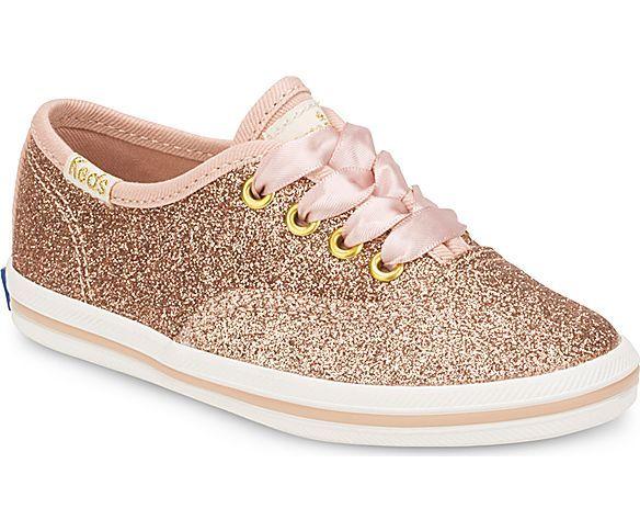 259728b839e KEDS X kate spade new york Champion Glitter Sneaker
