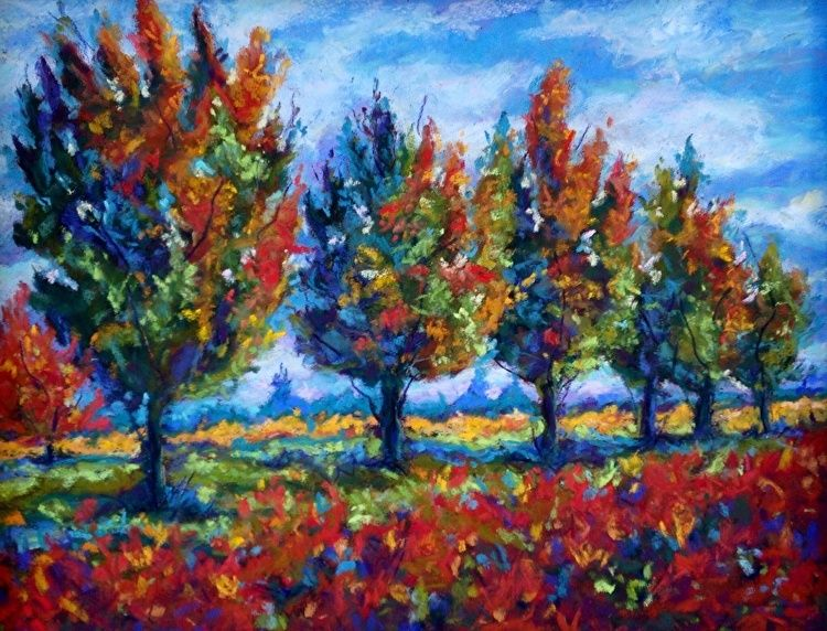 Art prints for sale fall apples