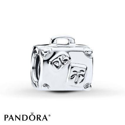 pandora charms valise