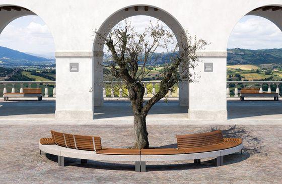Metalco mobili da giardino esterni arredo urbano for Complementi da giardino