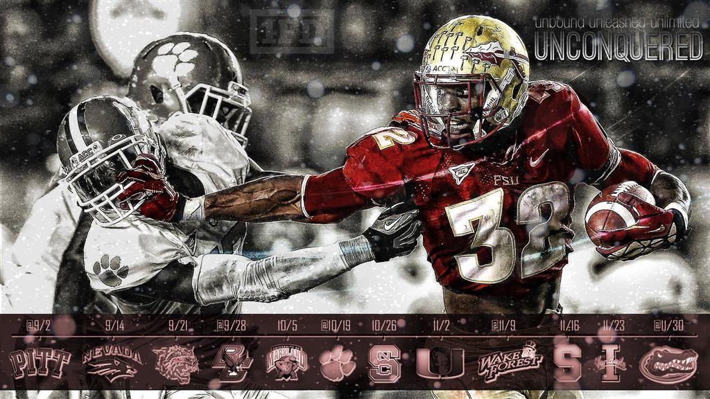 Florida State Jameis Winston Desktop Wallpaper