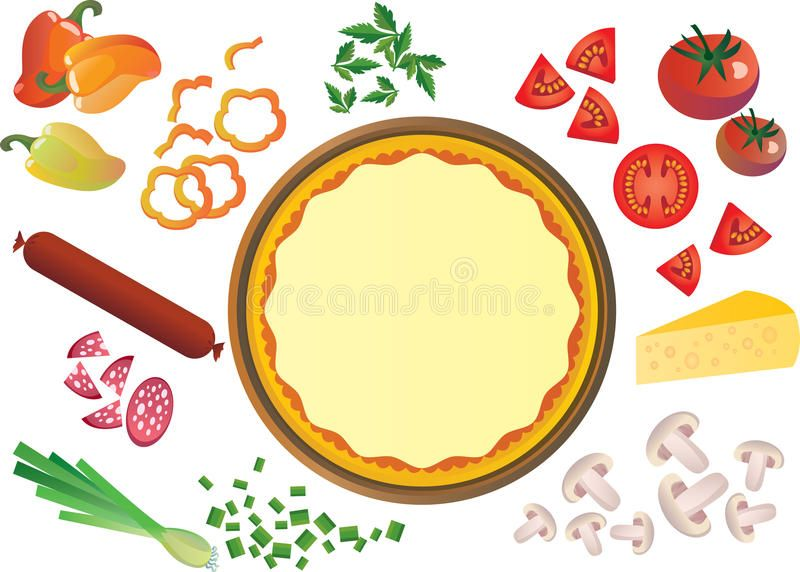 29++ Free pizza topping clipart information