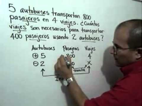 Regla De Tres Compuesta Problema 1 Youtube Videos Matematicas Material Didactico Para Matematicas Lecciones De Matemáticas