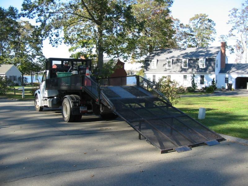 Roll-Off Landscaper Bed - LawnSite.com™ - Lawn Care ...