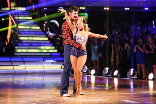 Stars Emma Dancing And Dating With Michael The