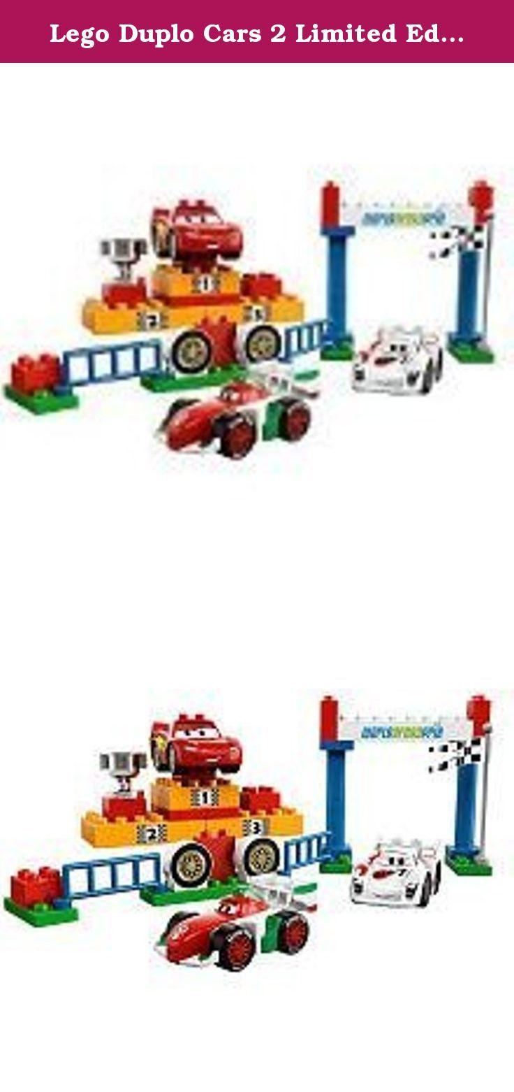 Lego Duplo Cars 2 Limited Edisshon World Grand Prix 5839 Its
