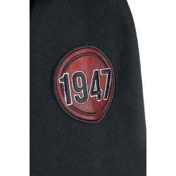 Photo of Marvel Marvel logo hooded jacket